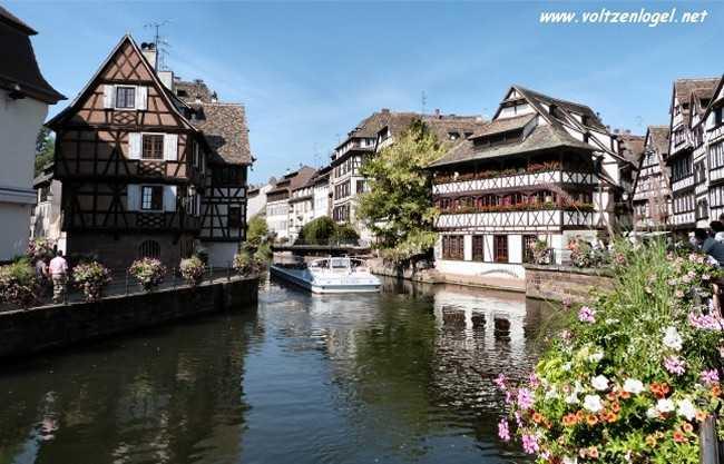 Strasbourg en r gion alsace pour les vacances excursions for Alsace carrelage strasbourg