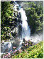 Excursion, cascade, Umhausen, Tyrol