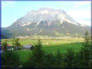 Ehrwald en Autriche