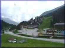 Skier, Zillertal, Hochfugen, Autriche